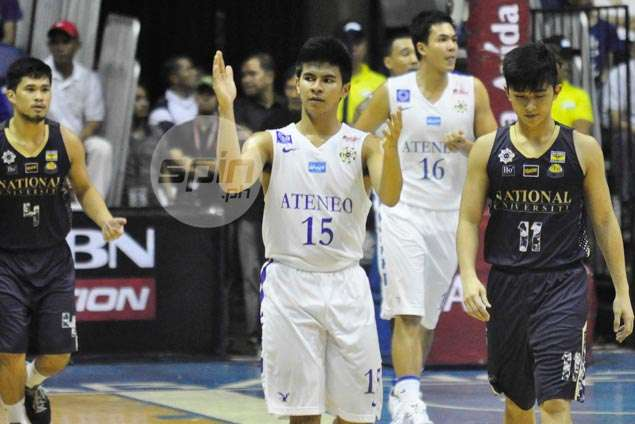 We can't keep putting ourselves in deep holes early in games, Kiefer Ravena tells Blue Eagles