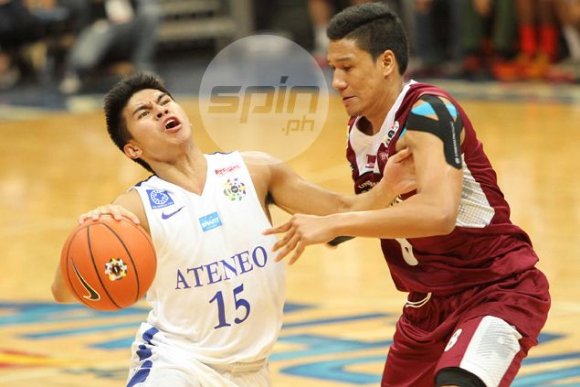 Ateneo star Kiefer Ravena addresses 'flopping' accusations. Find out what he's 'consciously doing' now
