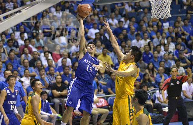 Kiefer Ravena back in top form as Ateneo Blue Eagles hold off FEU Tamaraws