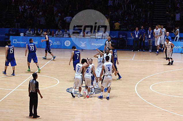 Kiefer Ravena's clutch trey spares Philippines blushes in SEA Games thriller against Thailand