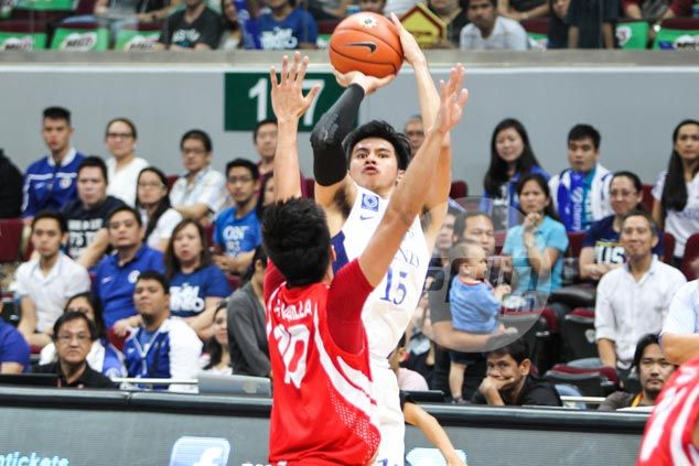 Kiefer Ravena says one MVP enough: 'What I want is the championship'