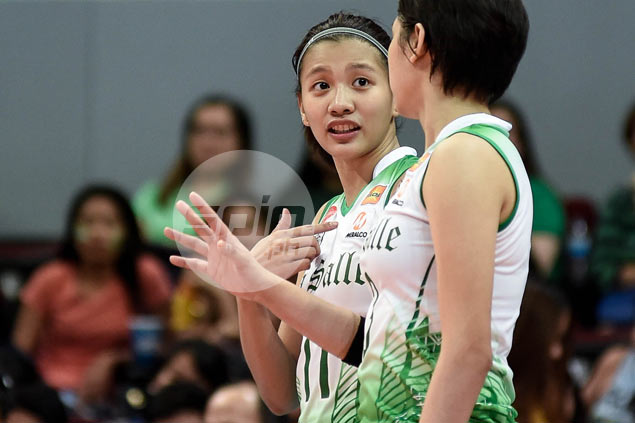 Kim Dy taking a more active role as leader as La Salle prepares for title defense