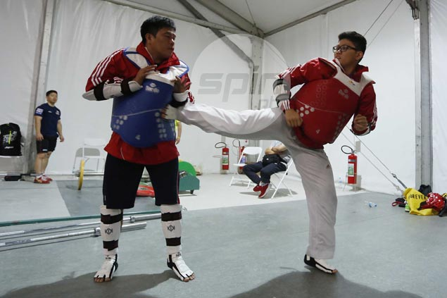 Time on Kirstie Alora's side as PH taekwondo jin recovers from slight fever