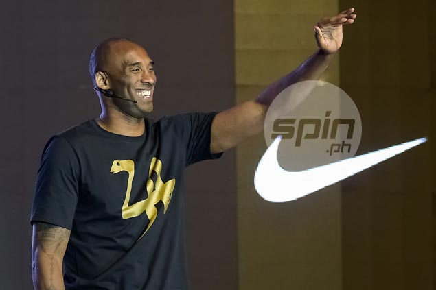 Kobe Bryant to Gilas and other Filipino players: 'Identify your weaknesses, work to make those your strengths'