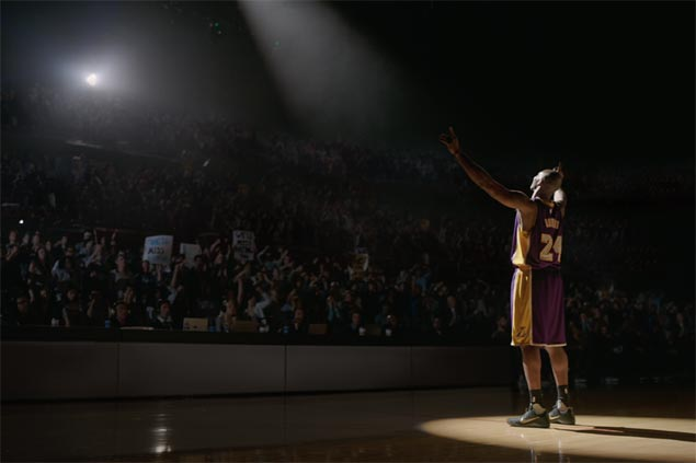 Kobe Bryant conducts serenade of hate-turned-respect from fans and famous rivals in new Nike ad