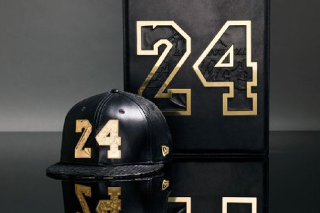 This Kobe Bryant commemorative hat can set you back by $38,024. Worth it?