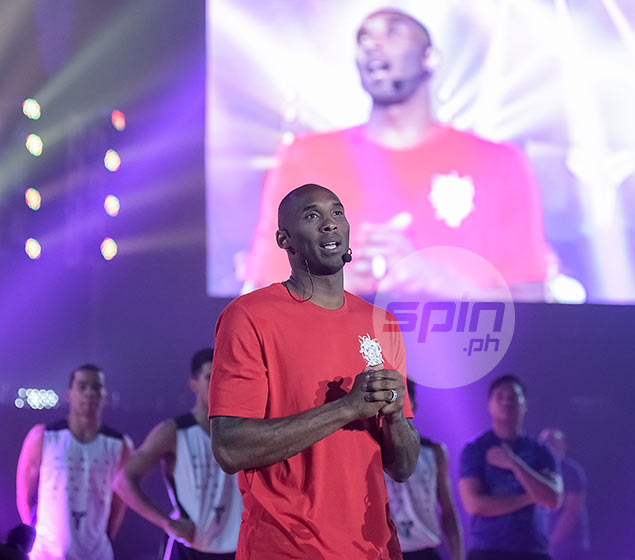 WATCH: Kobe Bryant thanks Filipino fans for memorable tribute in Big Dome