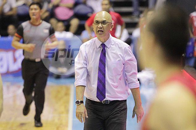 Barako coach Koy Banal admits being caught off guard by KIA pressure defense