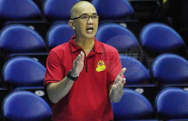 Koy Banal plans minor changes within Barako Bull system after replacing Siot Tangquingcen as coach