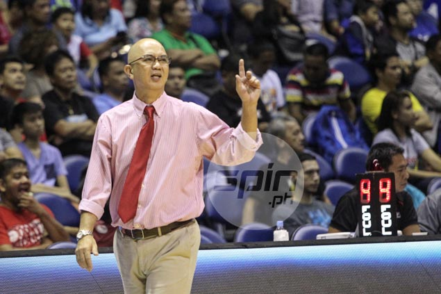 Coach Koy Banal gives Phoenix the silent treatment after frustrating loss to Alaska