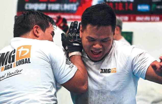 Krav Maga: The fight that matters most