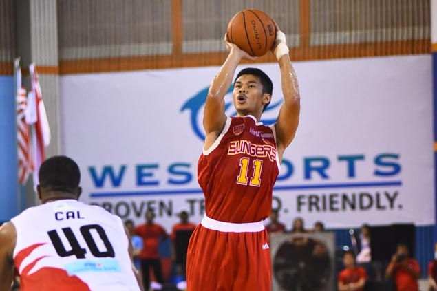 Phoenix Fuel Masters eager to sign former PBA draft pick and Singapore Slingers star Kris Rosales