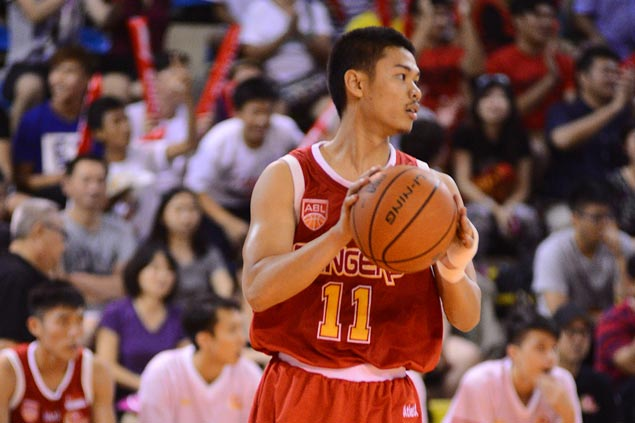 Kris Rosales aims to give Singapore its first ever ABL title before chasing PBA dream