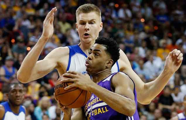 Knicks rookie Porzingis a combination of Nowitzki and Durant, says legend James Worthy