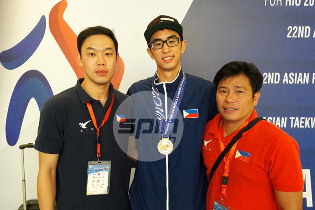 Filipino jins fall short a day after Kristopher Uy, Kirstie Alora bag medals in Asian taekwondo meet