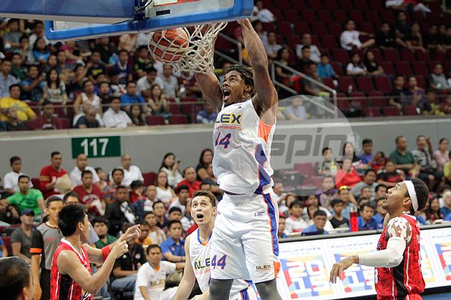 NLEX import Kwame Alexander plays with sense of urgency as ax hangs over his head