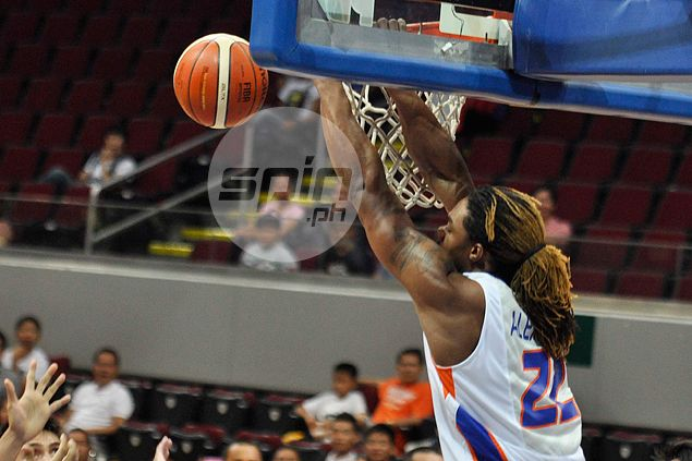 NLEX import Kwame Alexander out to prove he's more than just a mean dunker