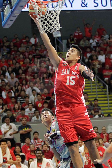 San Beda's Kyle Pascual matches rare feat last pulled off by Adducul. Find out what it is