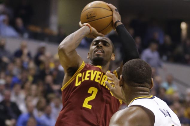 Cavs 'Big Three' deliver clutch plays anew in OT as Cleveland nabs rare win in Indiana