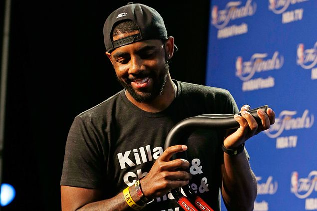 Kyrie Irving not putting any timetable on Cleveland return after recovering from knee surgery