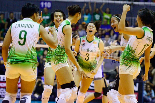 Former La Salle skipper Aby Marano glad to see Lady Spikers regain swagger