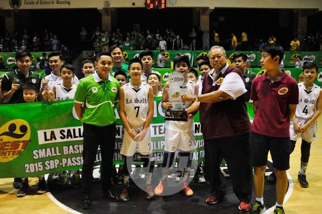 Kenji Duremdes stands out as La Salle Greenhills completes perfect run in BEST Center Twin Tournament