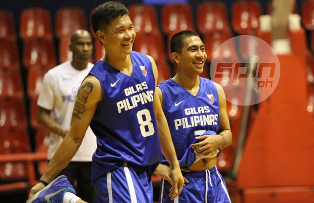 LA Tenorio says Gilas still a strong contender in Fiba-Asia even in mainstays' absence