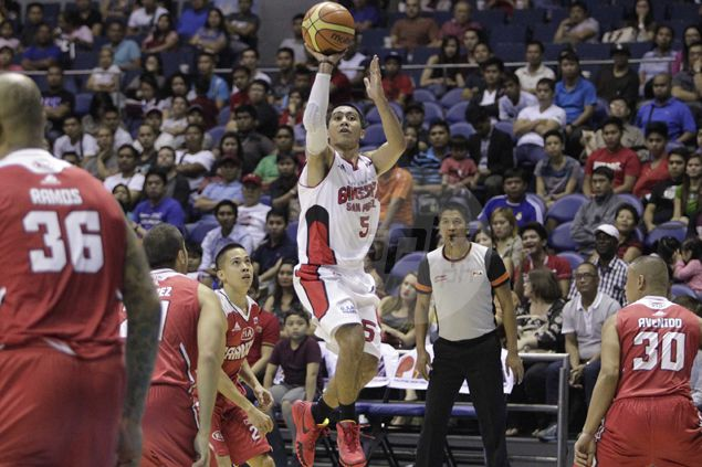 Ginebra, Alaska tangle in must-win situation as playoff seedings at stake