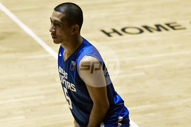 LA Tenorio expects Gilas to make up for lost time as Manila Olympic qualifier draws near