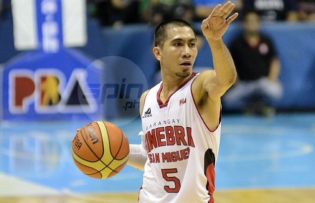 LA Tenorio prepared for any eventuality amid trading frenzy at Ginebra camp