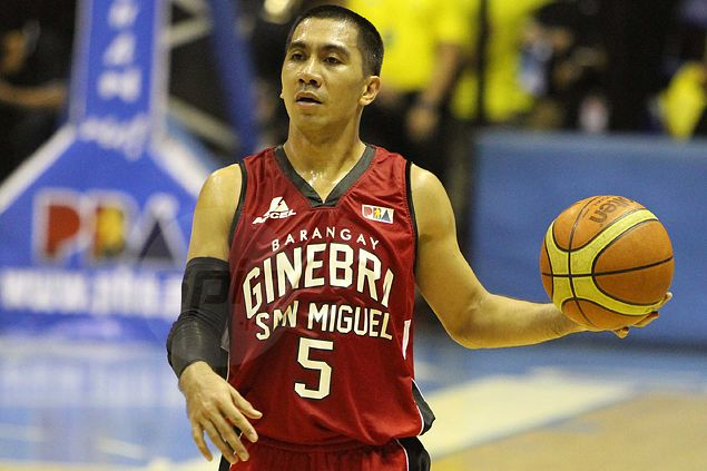 LA Tenorio on big three-pointer against Blackwater: 'Kailangan ko lang talaga i-tira'