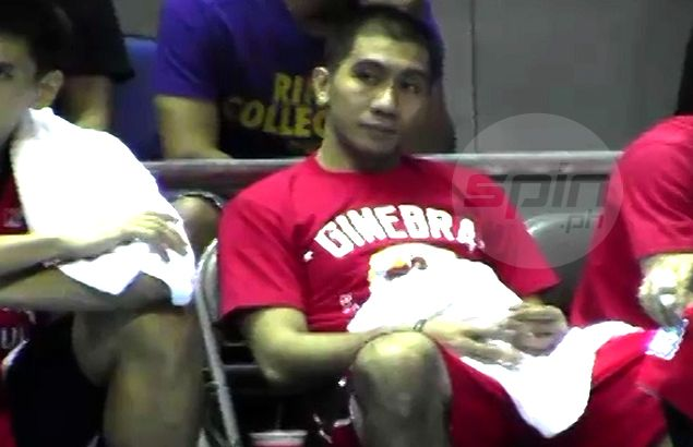 LA Tenorio vows to rise from sick bed to play in Ginebra game against KIA Motors