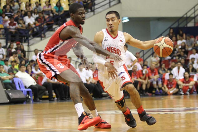 Ginebra fourth-quarter hero LA Tenorio says he's only taking advantage of opportunities