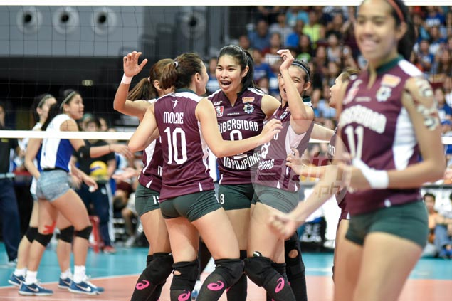 UAAP Preview: Lady Maroons seek greater heights after impressive Final Four stint last season