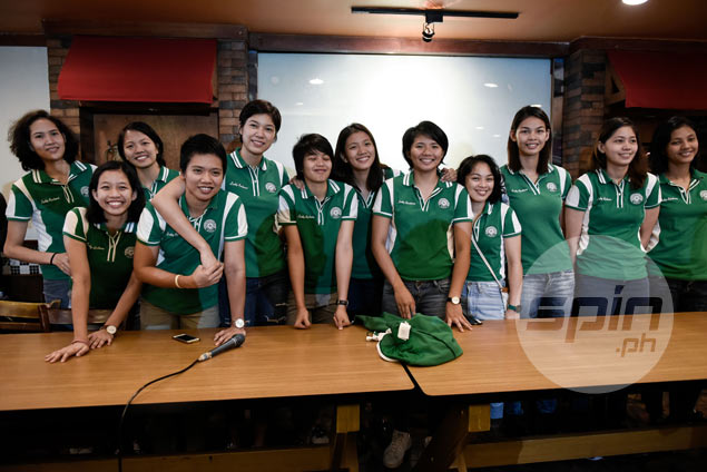 Kim Fajardo undecided on final playing year, but admits it will be hard to leave La Salle
