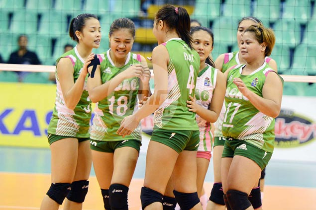 Jovielyn Prado stars as Laoag downs UP Lady Maroons to complete V-League Open semis cast