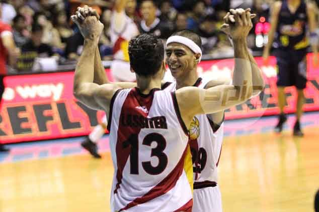 Arwind Santos says Beermen one in praying for Fajardo: 'Sana mild (injury) lang'