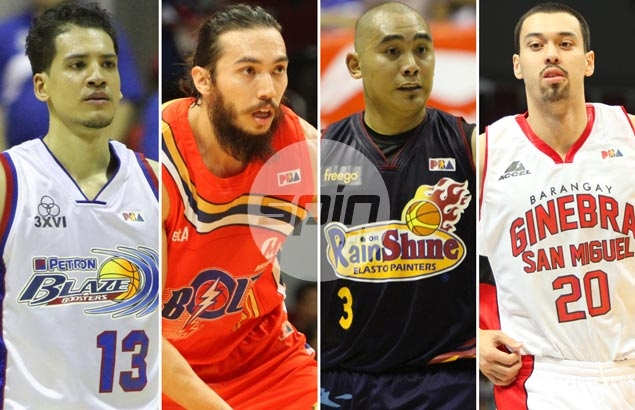 Among the five players in the new Gilas Pilipinas pool outside of the original 12, who should make it to the team set to compete in the World Cup in Spain and the Asian Games in Incheon, South Korea?