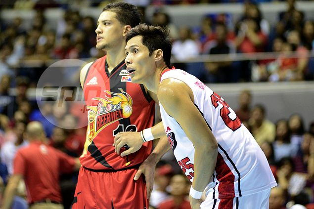 Lassiter was once a student of Hontiveros - and he apparently learned his lessons well