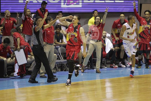 Lassiter says remarkable three-point shooting meaningless after sorry SMB loss