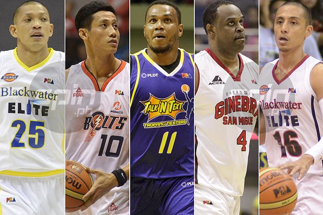 Two-time MVPs among PBA veterans who face losing jobs as talented rookies come in