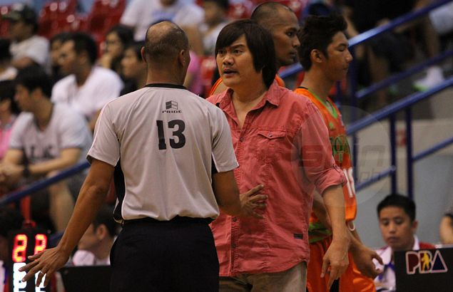 Lawrence Chongson says rant against PBA D-League simply 'wrong choice of words'