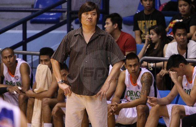 Lawrence Chongson draws record P150,000 fine, one-game ban for rant against PBA D-League