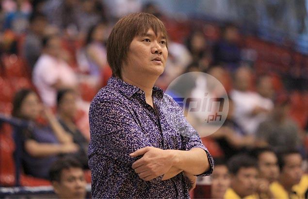Lawrence Chongson faces punishment for rant against PBA over 'lack of D-League parity'