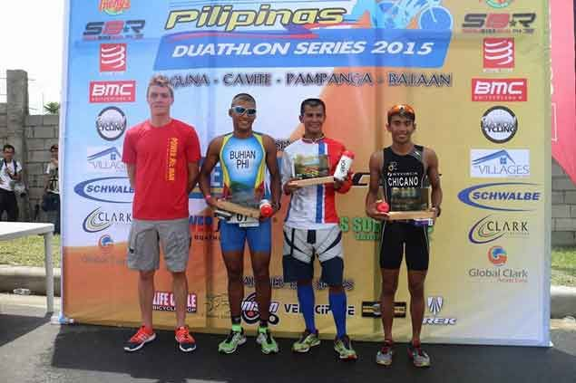 Timely confidence boost for Robeno Javier as he rules third leg of Pilipinas Duathlon Series