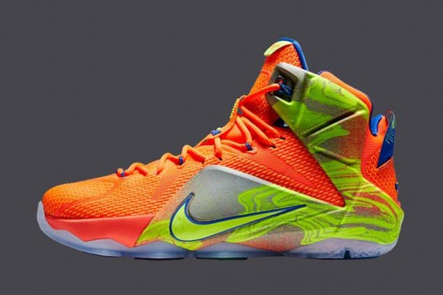 Three new color ways of LeBron 12 to be made available to PH fans. Find out when