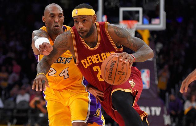 Kobe Bryant names Jordan, LeBron on short-list of toughest opponents he ever faced