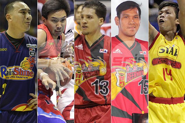 Five PBA players we wish would be part of Gilas 3.0 team to Fiba Asia championship