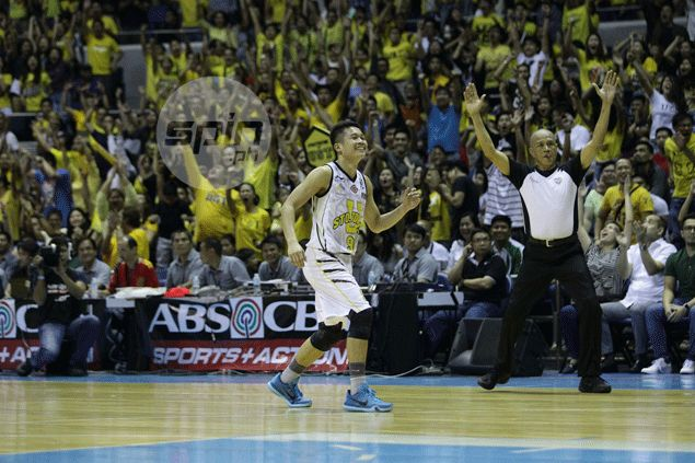 Streaking UST Tigers complete another comeback win at La Salle Archers' expense