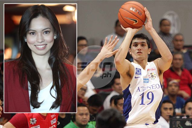 Love blossoms for Pessumal and courtside reporter, but both keep eyes on goal